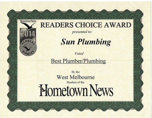 Hometown News Award