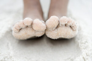 Sandy Toes Affecting Your Clogged Pipes
