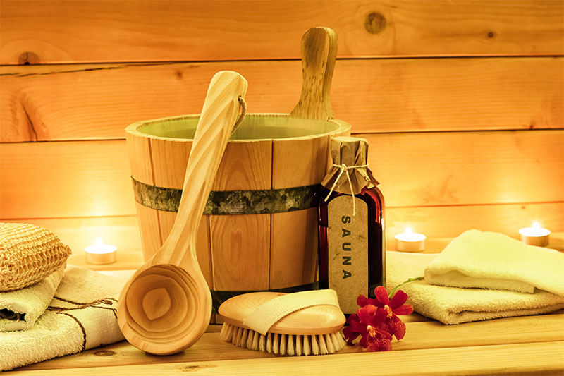 Different Types of Saunas