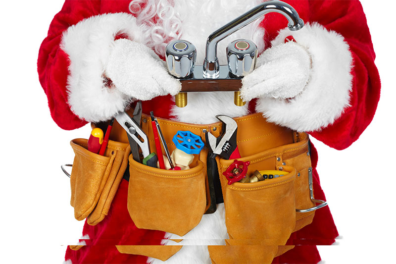 Plumbing Holiday Tips